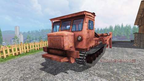 TT-4 para Farming Simulator 2015