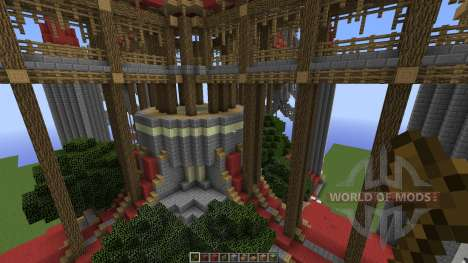 Free Spawnbuilding para Minecraft