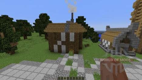 Belgarth (West District) 6 Sub Special para Minecraft