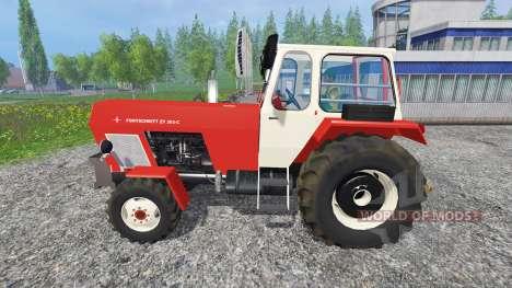 Fortschritt Zt 303C para Farming Simulator 2015