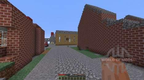 Fallout City para Minecraft
