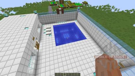 Swimming Pool para Minecraft