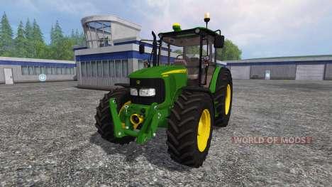 John Deere 5080M para Farming Simulator 2015