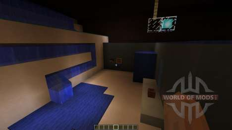 Costa Ultramodern House para Minecraft