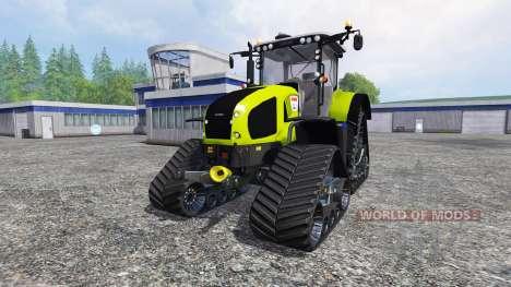 CLAAS Axion 950 [terra trac] para Farming Simulator 2015