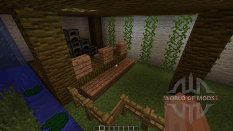 Florida Gatorsa para Minecraft