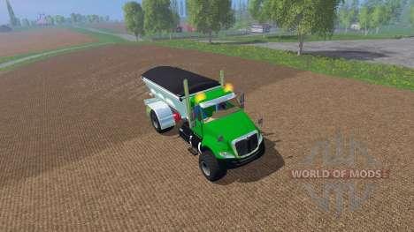 International Prostar Fertilizer para Farming Simulator 2015