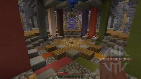Spawn Hub structure para Minecraft