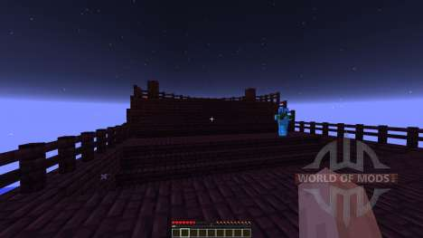 Herobrines Ship 2 para Minecraft