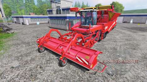 Grimme Tectron 415 [wide] para Farming Simulator 2015