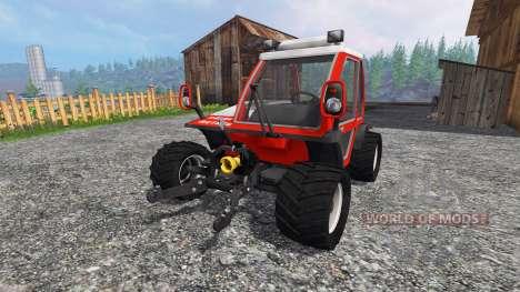 Reform Metrac H6 para Farming Simulator 2015