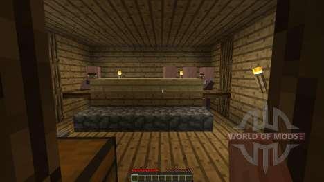Boss The Villager Guardian para Minecraft