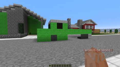 Nuketown Black Ops para Minecraft