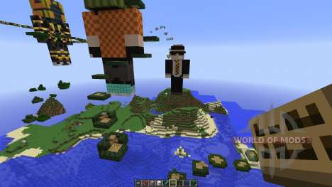 The Challenge para Minecraft