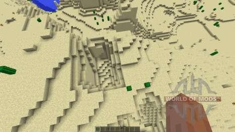 Realistic Volcano para Minecraft