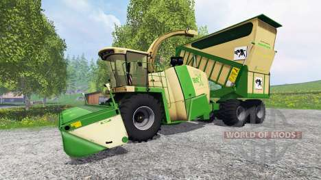 Krone Big X 650 Cargo [120000 liters] para Farming Simulator 2015