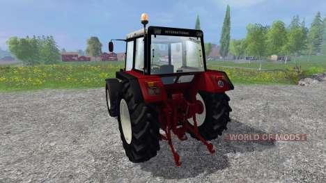 IHC 1455A v2.4 para Farming Simulator 2015