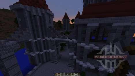 Minecraft Epic Castle para Minecraft