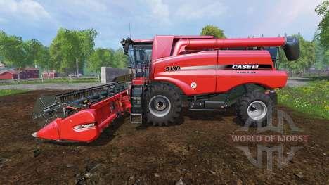 Case IH Axial Flow 5130 v2.0 para Farming Simulator 2015