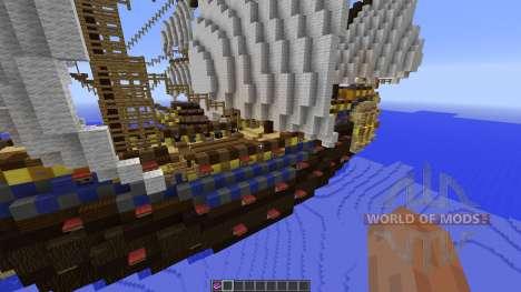 British Fleet para Minecraft