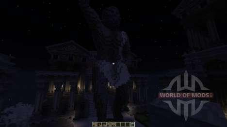 Tempest Sky para Minecraft