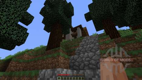 Detailed Modern para Minecraft