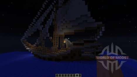 Nordic Ship para Minecraft