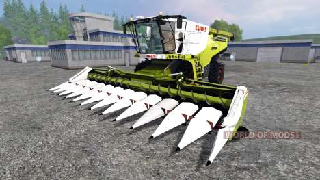 CLAAS Lexion 780 [wheels washable] para Farming Simulator 2015