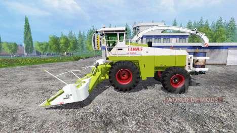 CLAAS Jaguar 685 para Farming Simulator 2015