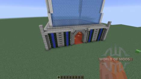 Ice Tower Skyscraper para Minecraft