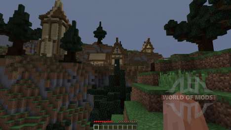 Protect The Town para Minecraft