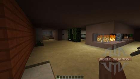Frain Minimal para Minecraft
