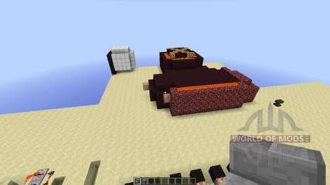 Crumbling Death para Minecraft