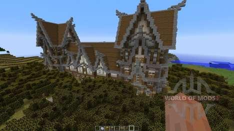Braewood Manor The Scuttlers Legend para Minecraft