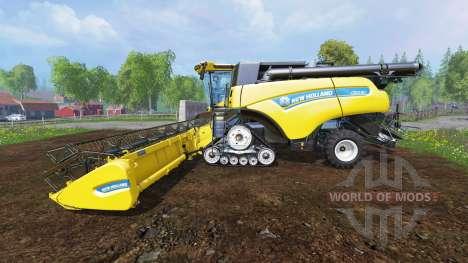New Holland CR10.90 [multi color] para Farming Simulator 2015