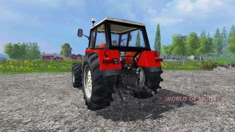 Ursus 1224 [red] para Farming Simulator 2015