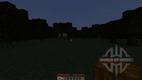 Slender: Suit para Minecraft