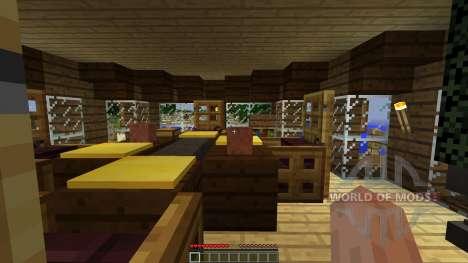 Beautiful Sailship para Minecraft