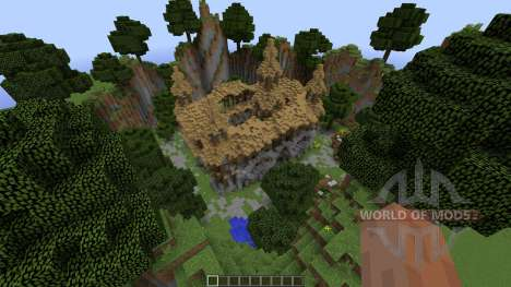 Minecraft Map para Minecraft