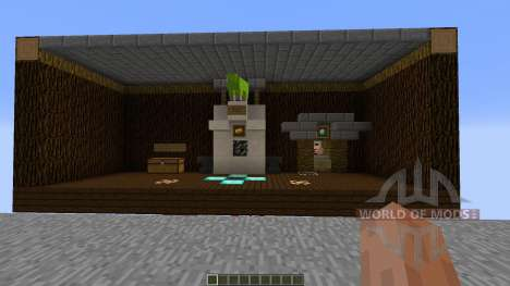 Survival Gamble-Machine para Minecraft