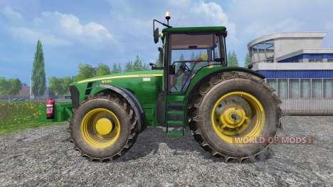 John Deere 8530 [washable] para Farming Simulator 2015