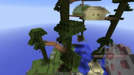 Tree City para Minecraft