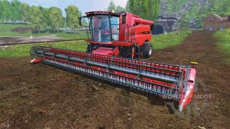 Case IH Axial Flow 7130 v1.0 para Farming Simulator 2015