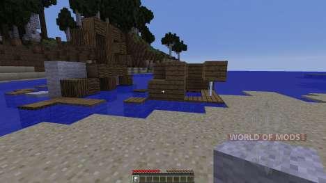 Castaway para Minecraft
