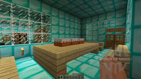 Serenity Mansion para Minecraft