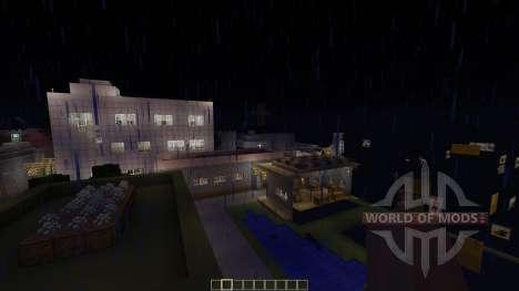 The City of Crafton para Minecraft