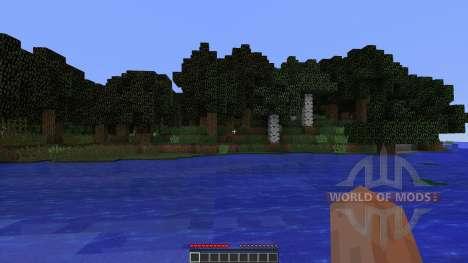 Vision para Minecraft