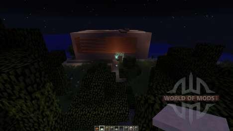 Drab Modern House para Minecraft