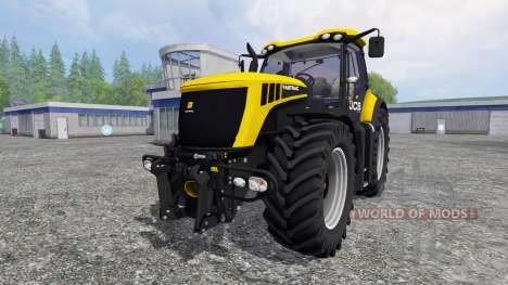 JCB 8310 Fastrac v4.2 para Farming Simulator 2015