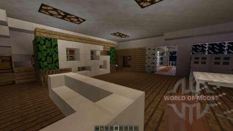 Sync A Small Modern House para Minecraft